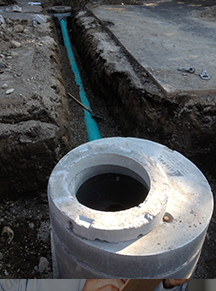 Catchbasin Installation